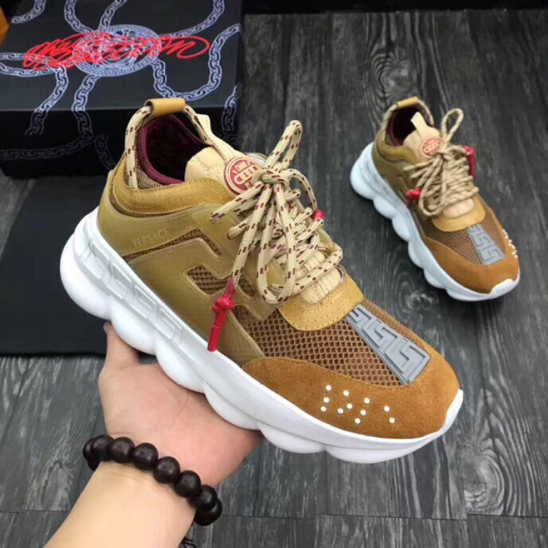 Versace shoes for men and women Versace Sneakers #9104128
