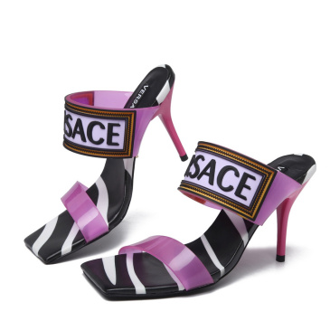 Versace 9.5cm High-heeled shoes for women #9874693