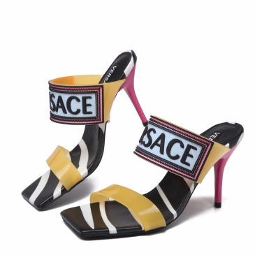Versace 9.5cm High-heeled shoes for women #9874694