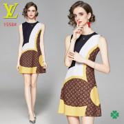 2021 Louis vuitton printed dress #99902968