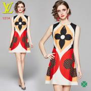 2021 Louis vuitton printed dress #99902971